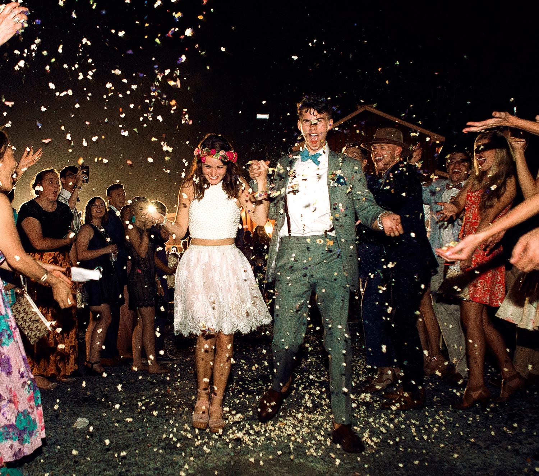Duck Dynasty's John Luke Robertson and Mary Kate McEacharn wedding