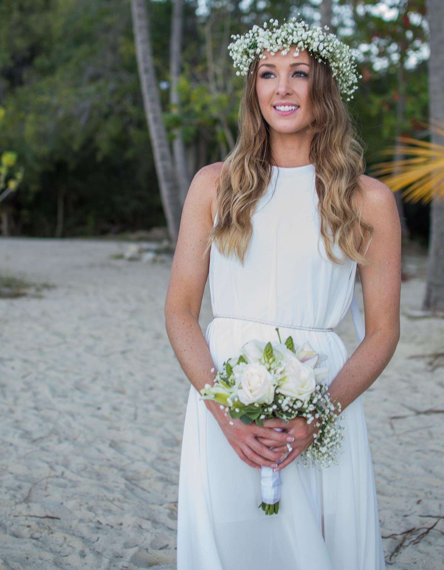 Married at First Sight's Jamie Otis wedding dress