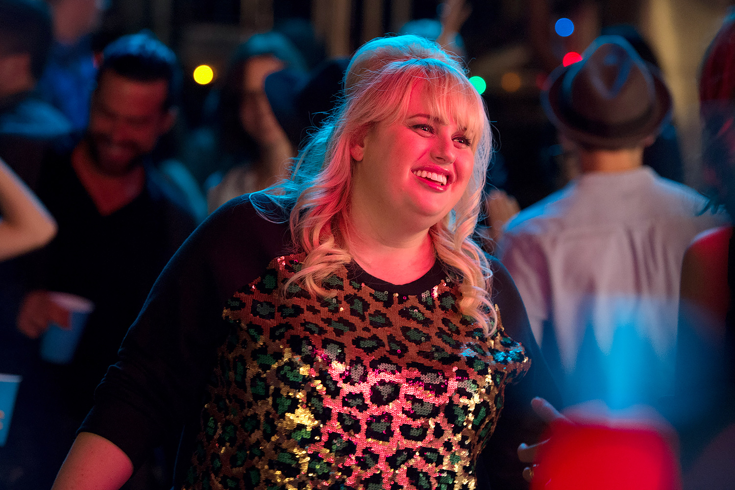 Rebel Wilson In How To Be Single