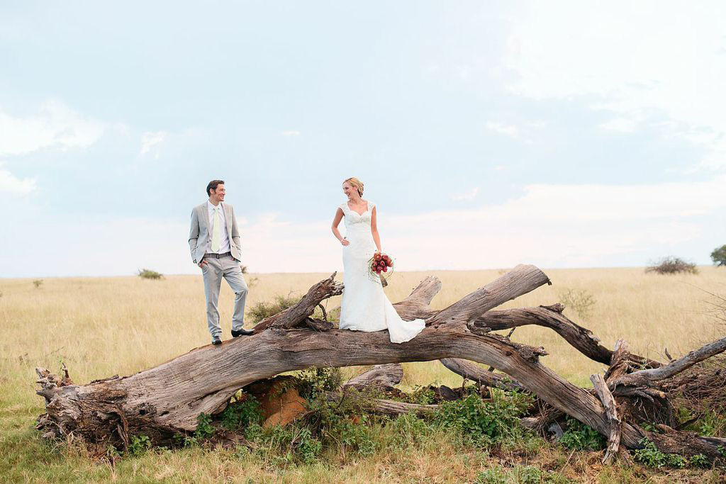 Amelia and Brett's South Africa wedding