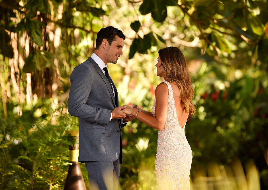 Ben Higgins And JoJo On The Bachelor Finale