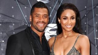 R&B singer Ciara and Seattle Seahawks quarterback Russell Wilson announce engagement via social media on Friday, March 11. Credit: Jason LaVeris/FilmMagic
