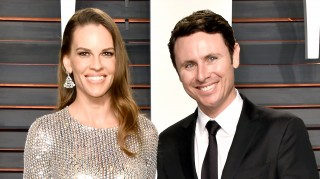 Hilary Swank and Ruben Torres engaged