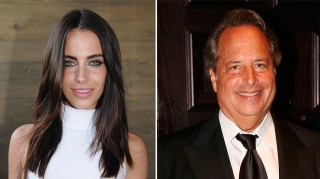 Jessica Lowndes and boyfriend Jon Lovitz