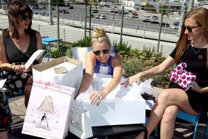 Kaitlin Doubleday Bridal Shower gifts