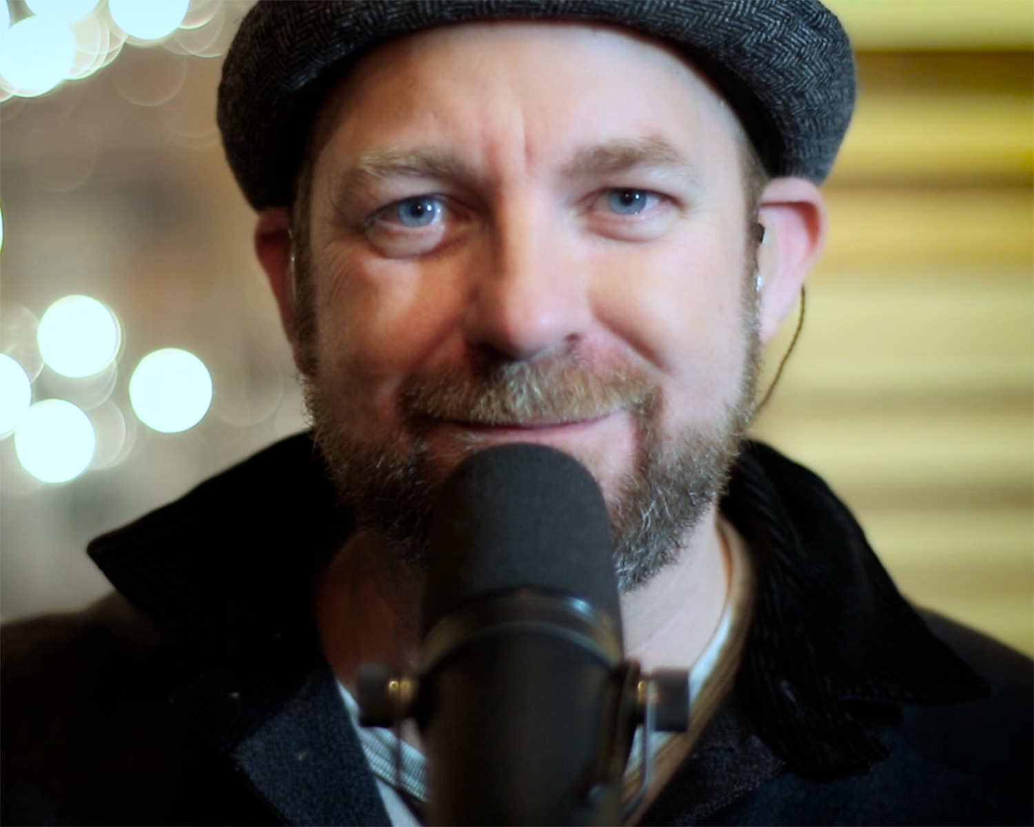 Kristian Bush singing Say Yes to the Dress theme song
