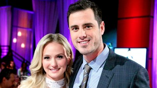 Lauren Bushnell and Ben Higgins on The Bachelor
