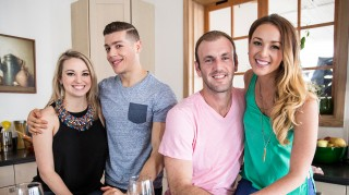 Married at First Sight The First Year's Cortney Hendrix, Jason Carrion, Doug Hehner and Jamie Otis