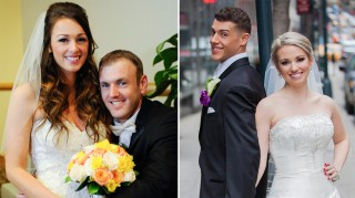 Married at First Sight's season one weddings
