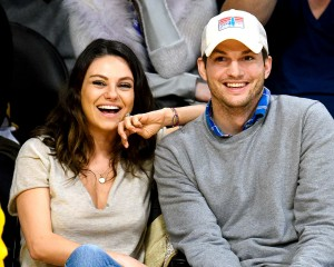 Mila Kunis and Ashton Kutcher Secret Wedding