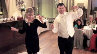 Mother-Son Wedding Dance
