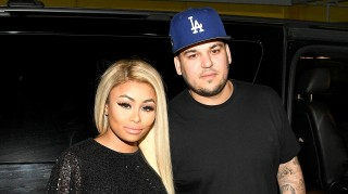Blac Chyna and Rob Kardashian engaged