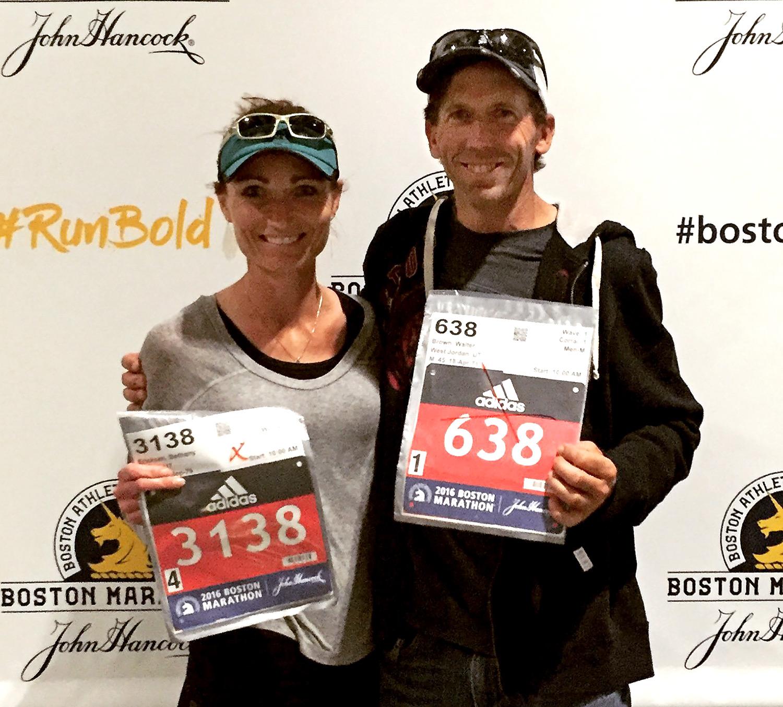 Boston Marathon proposal