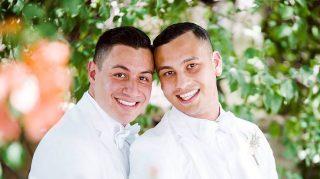 Chris and Lou Bride and Prejudice Wedding