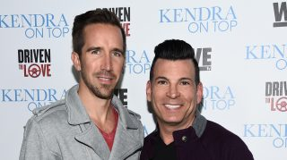 David Tutera and Joey engaged