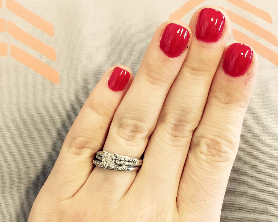 What Does A Halo Engagement Ring Say About You
