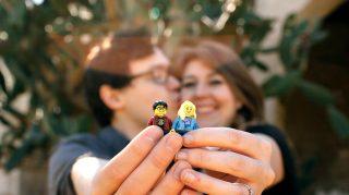 Lego love story