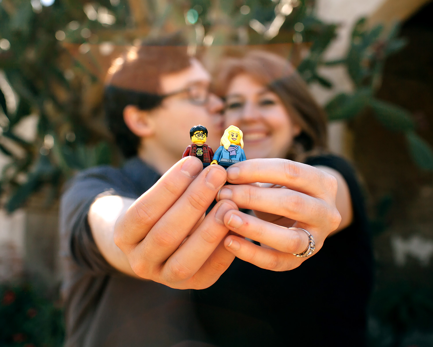 Groom Makes Awesome Lego Love Story Video To Show At Wedding