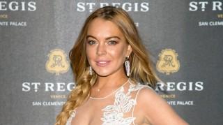 Lindsay Lohan Engaged