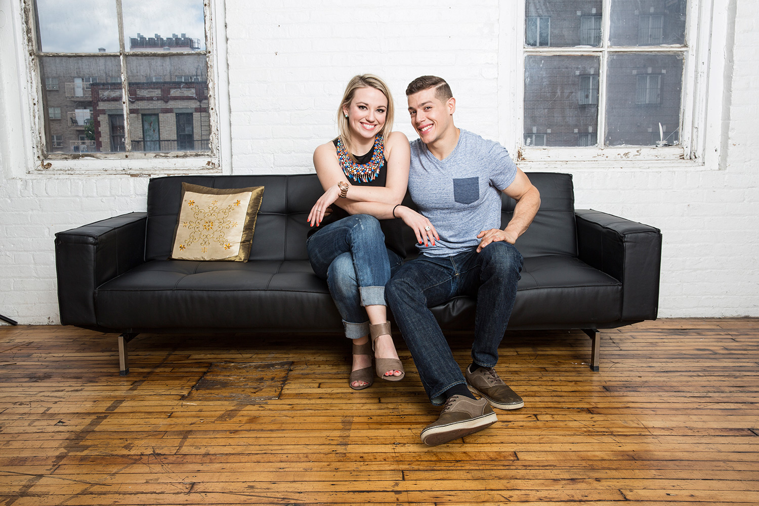Married at First Sight's Jason Carrion and Cortney Hendrix