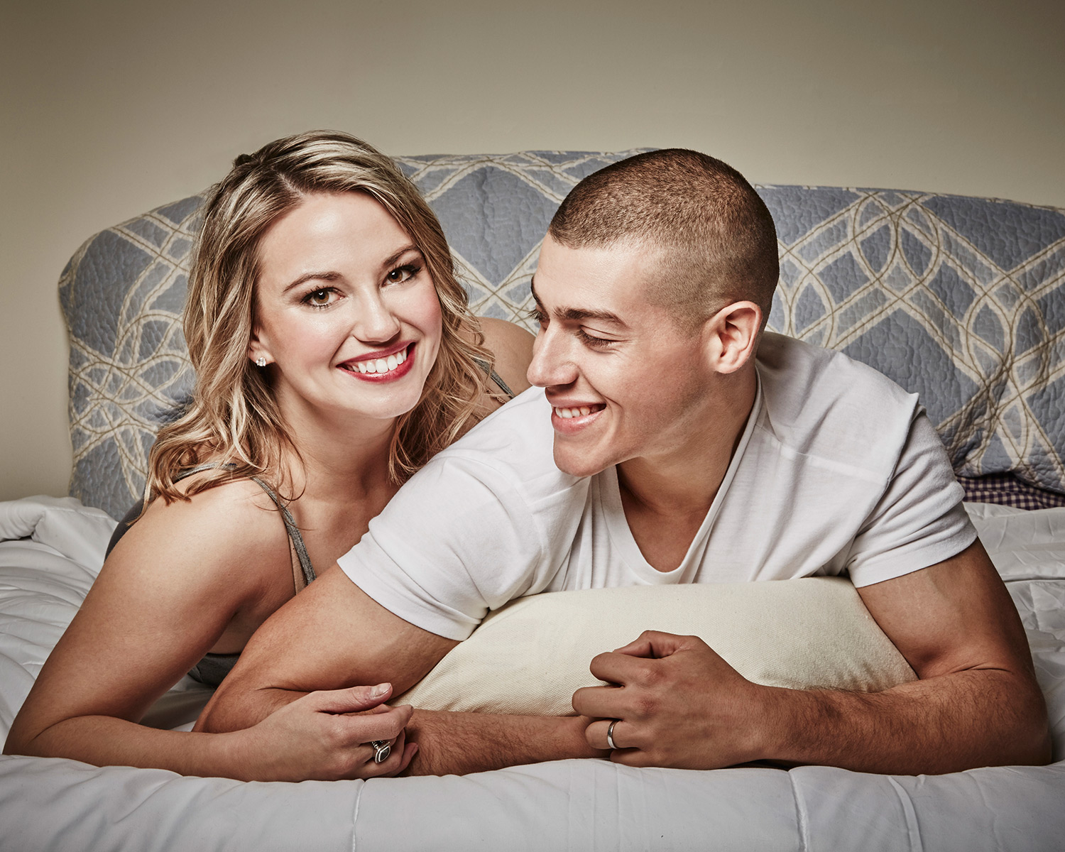 Married At First Sight S Jason And Cortney No Babies Yet
