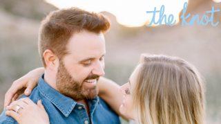 Randy Houser and Tatiana Starzynski engagement photos