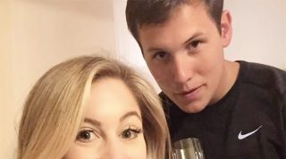 Shawn Johnson Honeymoon