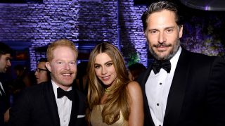 jesse ferguson sofia vergara joe manganiello wedding