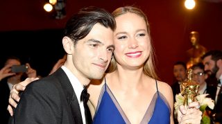 Alex Greenwald and Brie Larson Engaged