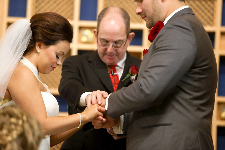 Taylor and David Arranged Wedding