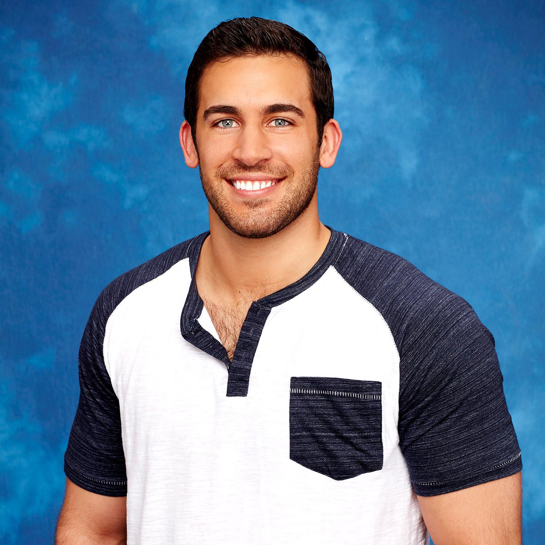Derek from The Bachelorette