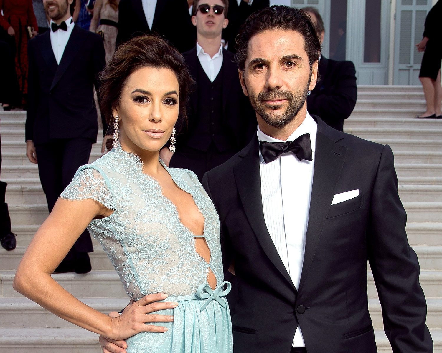 Eva Longoria and José Antonio Bastón wedding