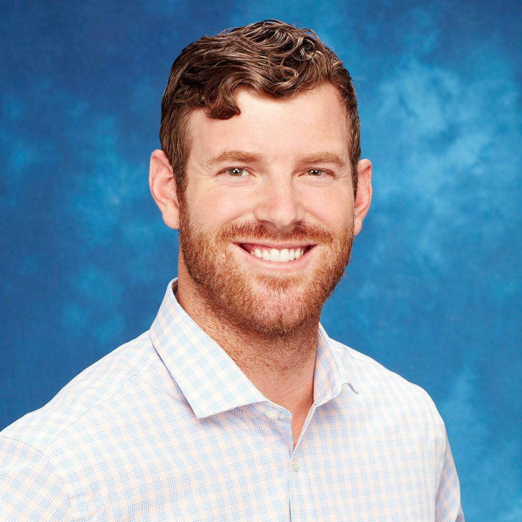 James T. from The Bachelorette