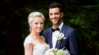 Kaitlin Doubleday Wedding