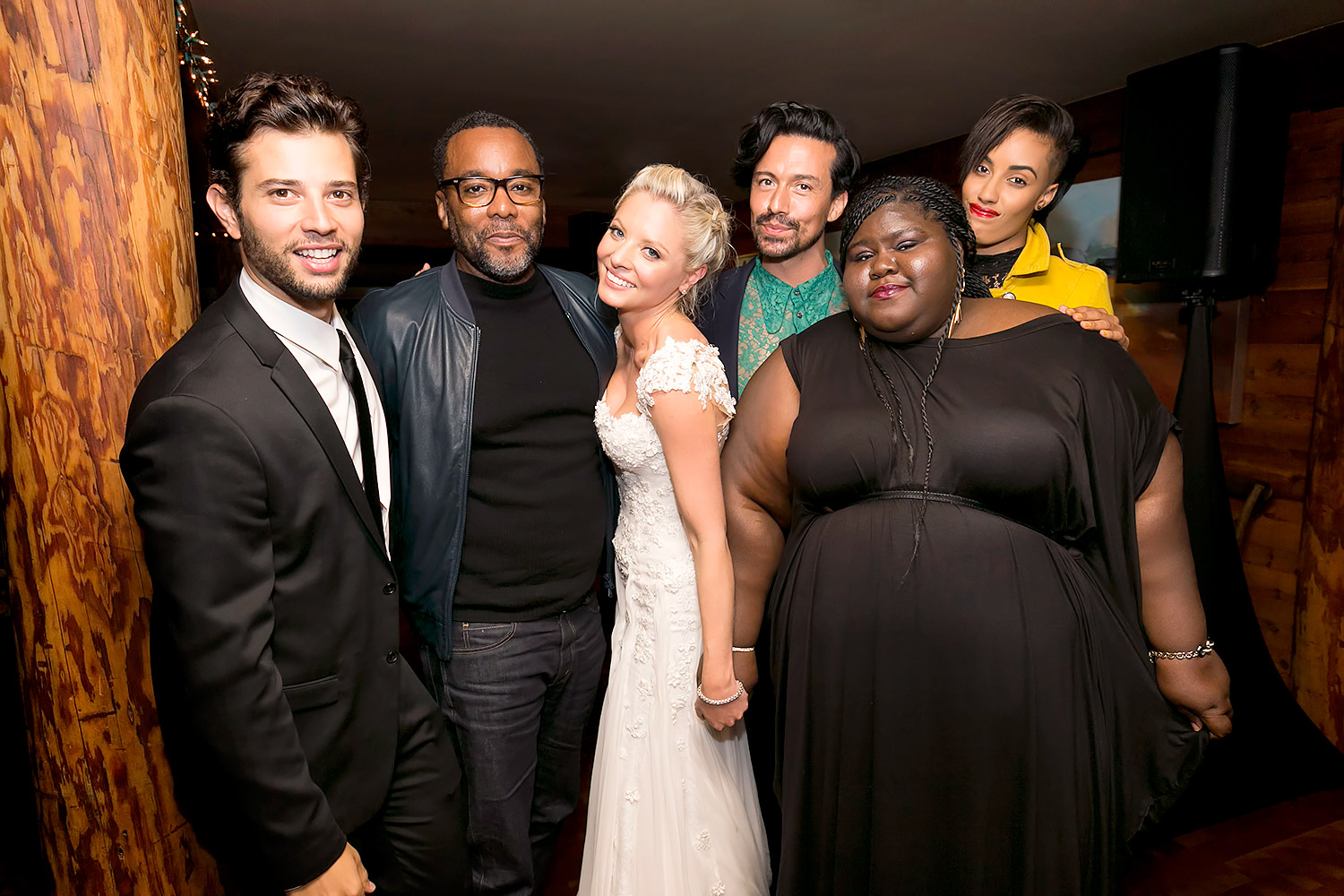 Kaitlin Doubleday Wedding Empire cast