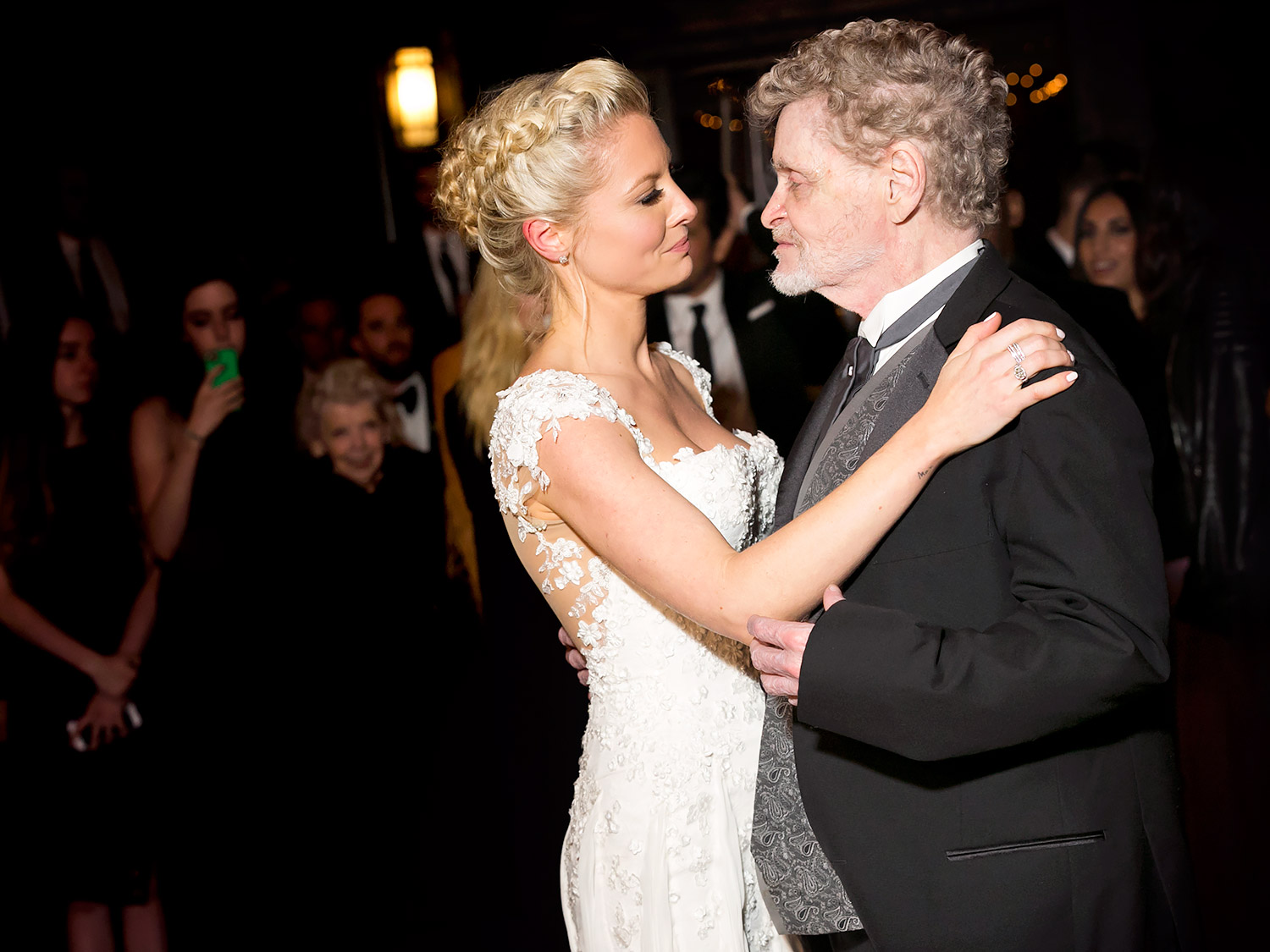 Kaitlin Doubleday Wedding father and daughter dance