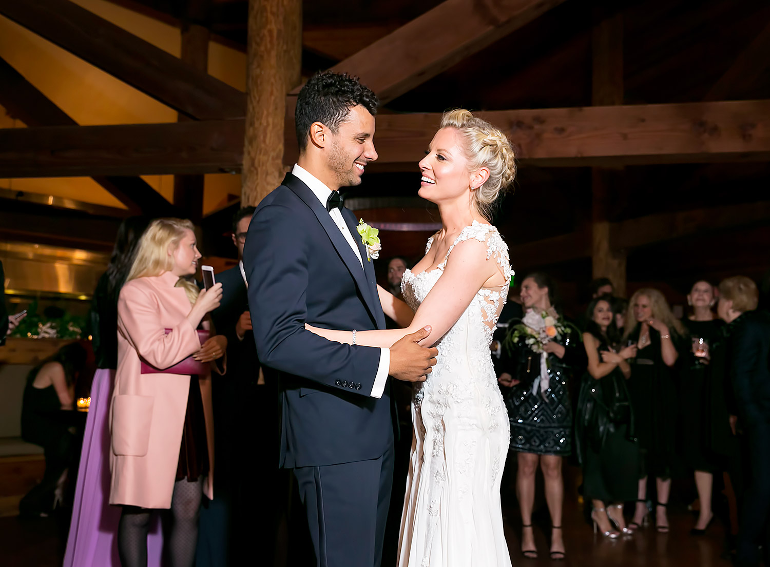 Kaitlin Doubleday Wedding first dance