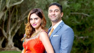 Maneka and Mayur from Arranged
