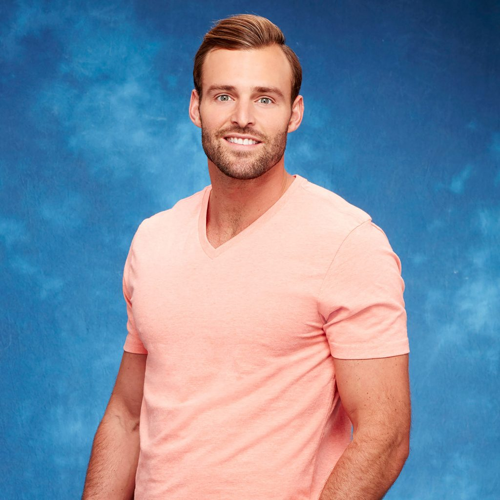 Robby from The Bachelorette