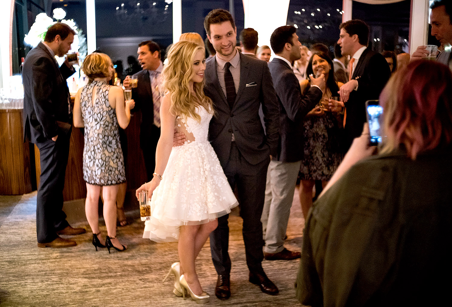 "Tara Lipinski Engagement Party Photos: ""It Was Stunning"""