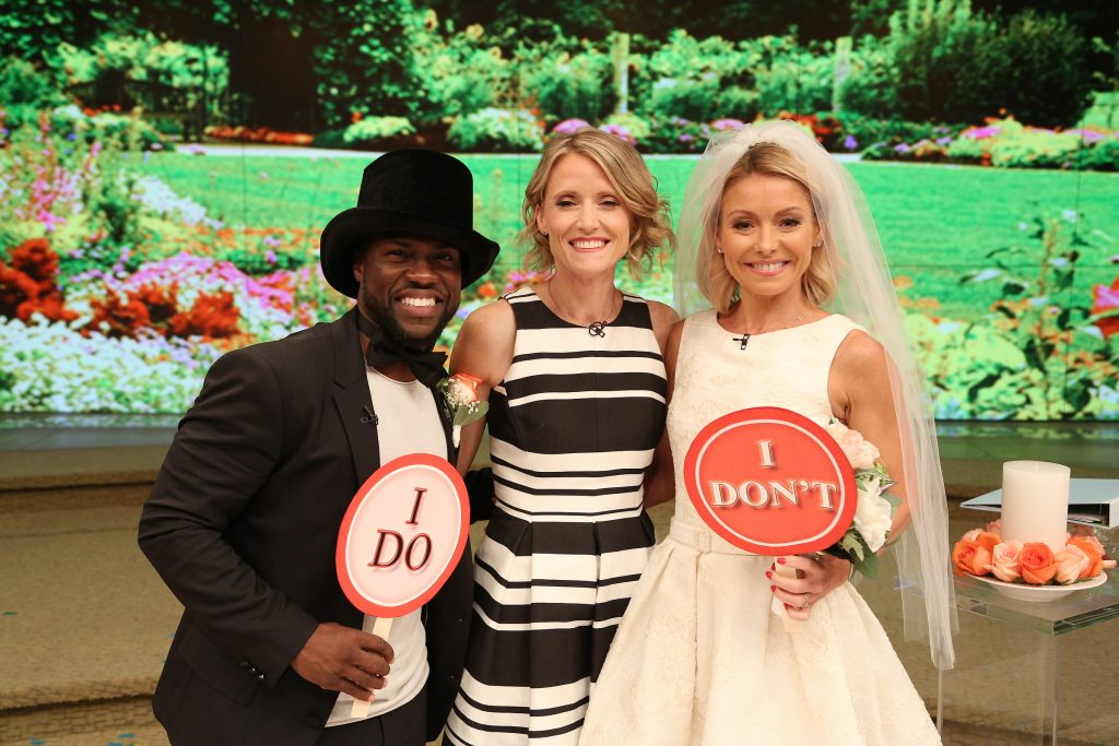 kevin hart is put to the test before his wedding