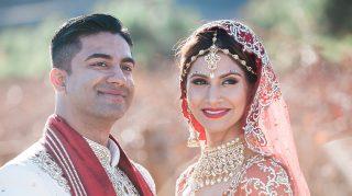 arranged fyi maneka mayur indian wedding