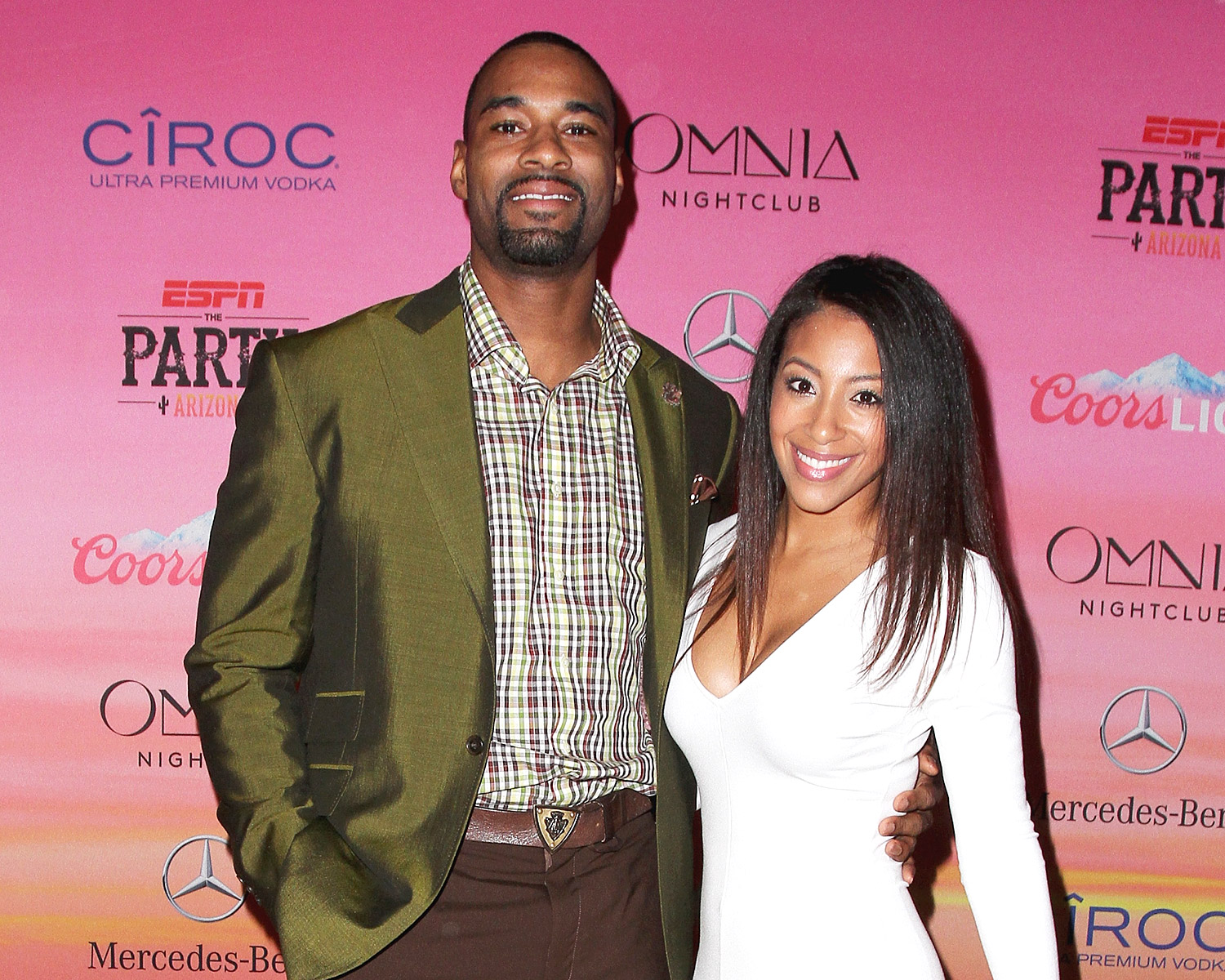 Nfl Star Calvin Johnson Brittney Mcnorton Marry Wedding