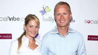 Candace Cameron Bure Val Anniversary