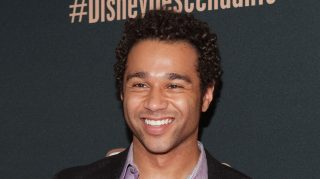 Corbin Bleu Bachelor Party