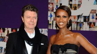 David Bowie Iman Anniversary