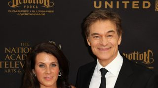 Dr Oz Lisa Wife Anniversary