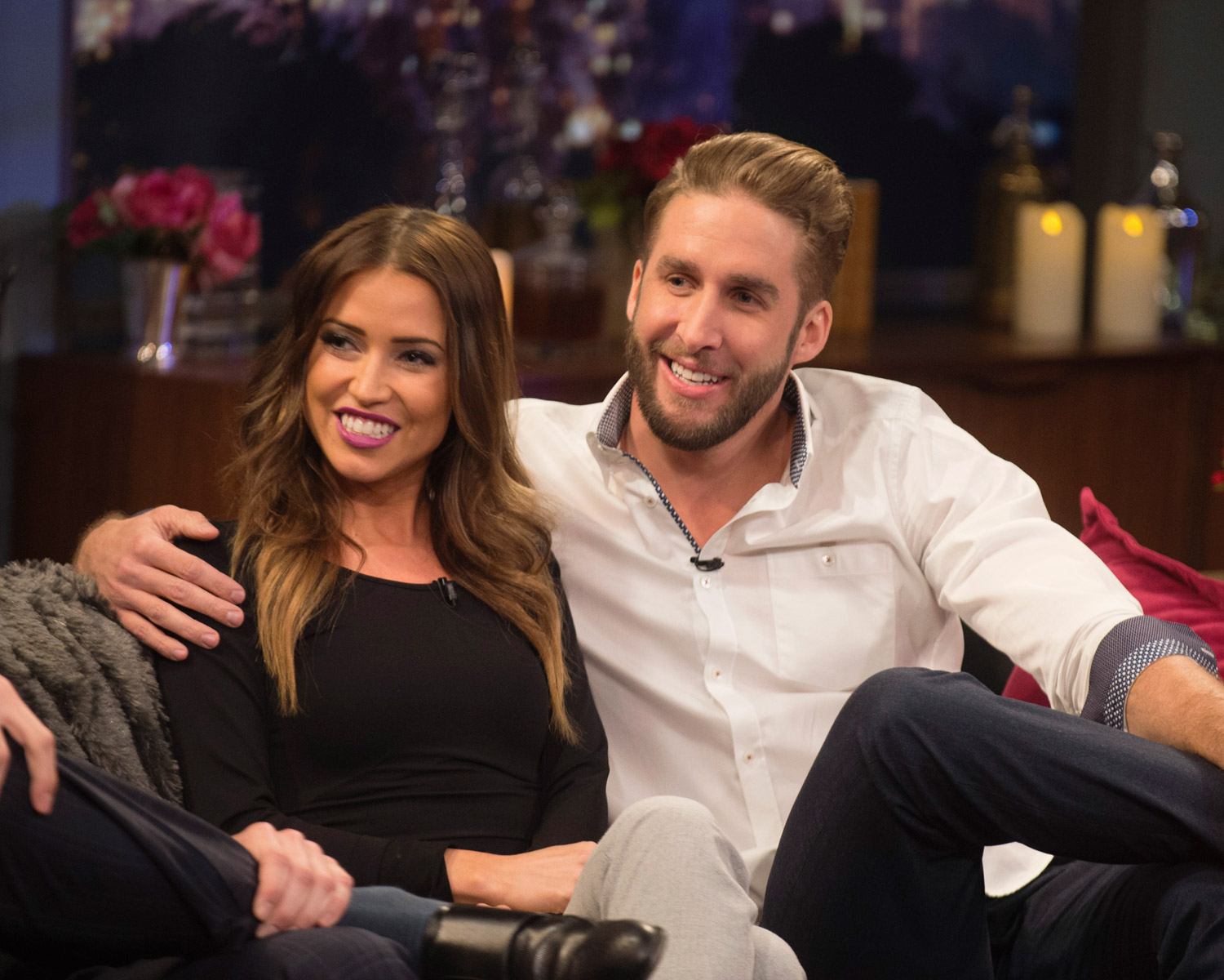 Shawn booth dating new girl