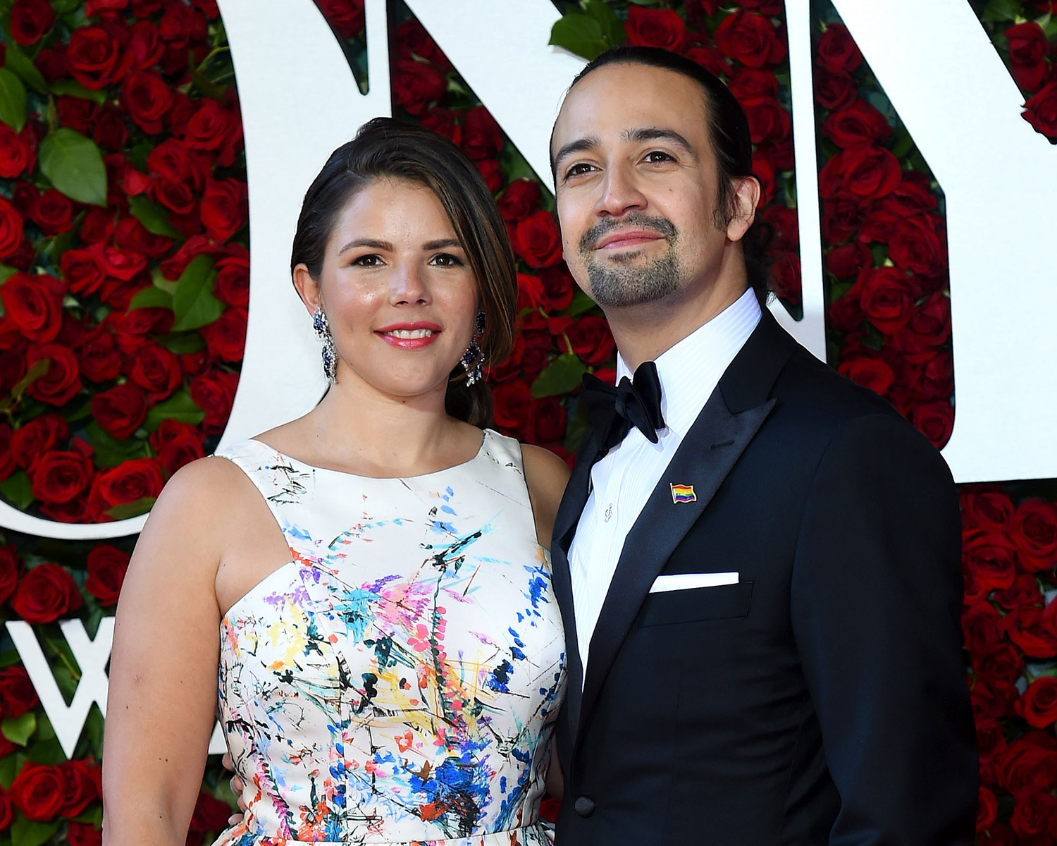 Lin Manuel Miranda Delivers Sonnet About Wife Tragedy At