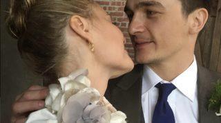 Aimee Mullins Rupert Friend Married